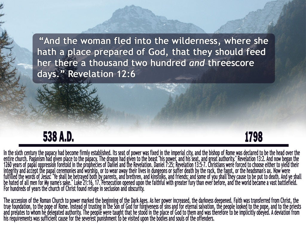 Keys to bible symbols prophecies endtimewarning 1260 day prophecy chart buycottarizona